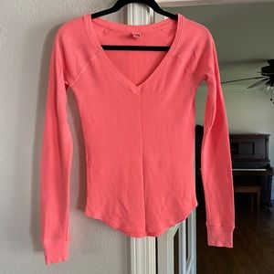 Victoria's Secret | long sleeve thermal shirt